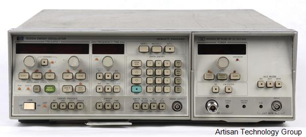 Image of Agilent-HP-8350A by Artisan Technology Group