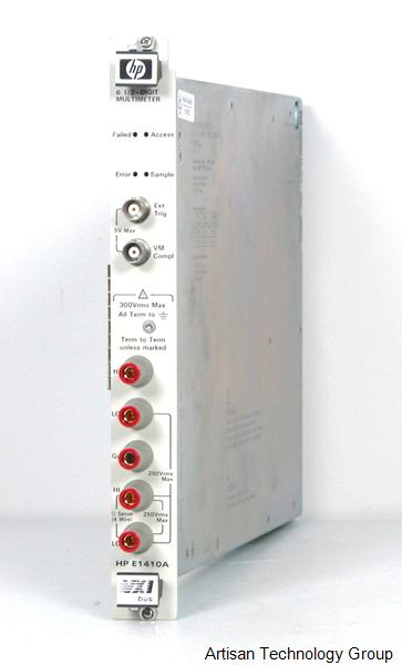 Image of Agilent-HP-E1410A by Artisan Technology Group