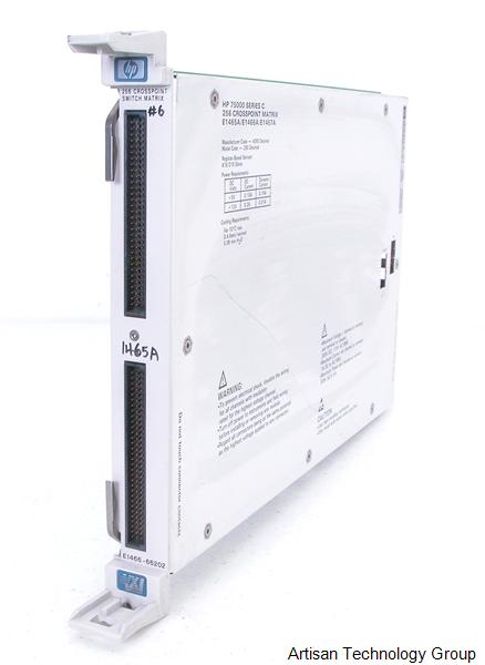Image of Agilent-HP-E1465A by Artisan Technology Group