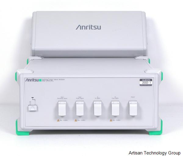 Image of Anritsu-MF9619C by Artisan Technology Group