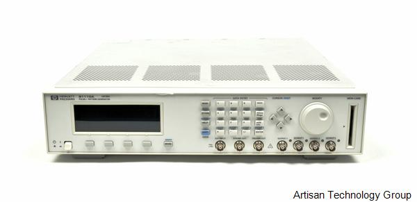 Image of Agilent-HP-81110A by Artisan Technology Group