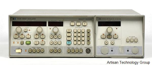 Image of Agilent-HP-8350B by Artisan Technology Group