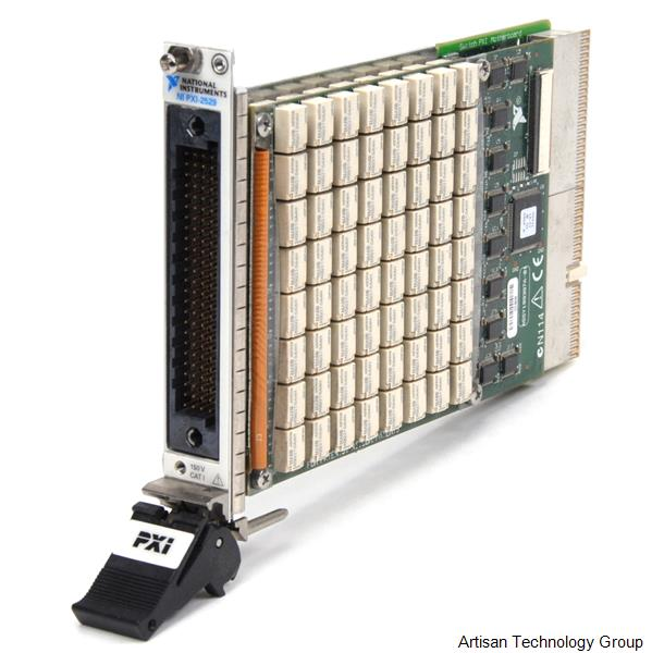 Image of National-Instruments-PXI-2529 by Artisan Technology Group