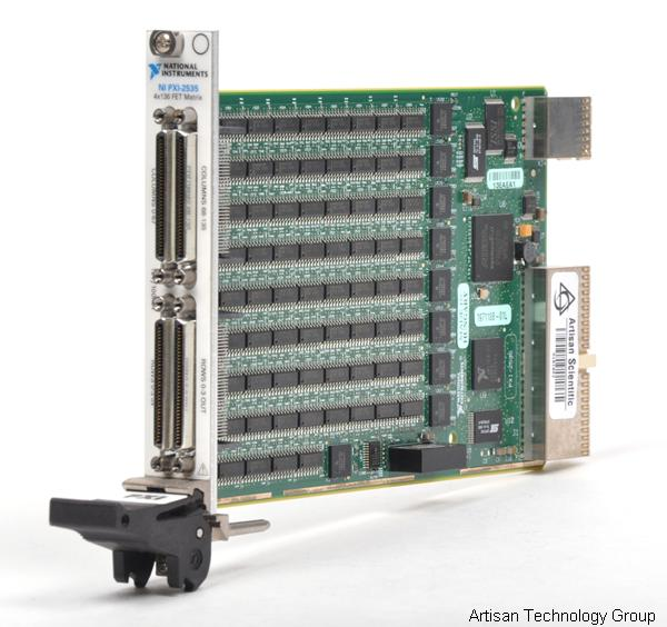 Image of National-Instruments-PXI-2535 by Artisan Technology Group