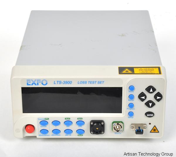 Exfo LTS-3900 Loss Test Set