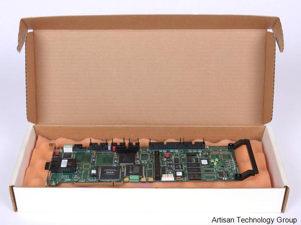 OMRON / Delta Tau PMAC2-PCI Ultralite 4 Axis Motor Controller