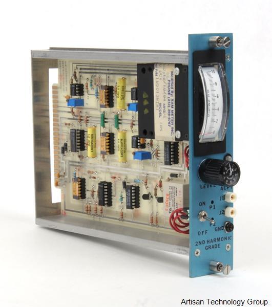 0039-8416-9-006-01 2nd Harmonic Grade DC Test Module