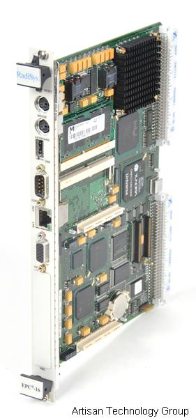 RadiSys EPC-1316 / EPC-16 VME Embedded Controller
