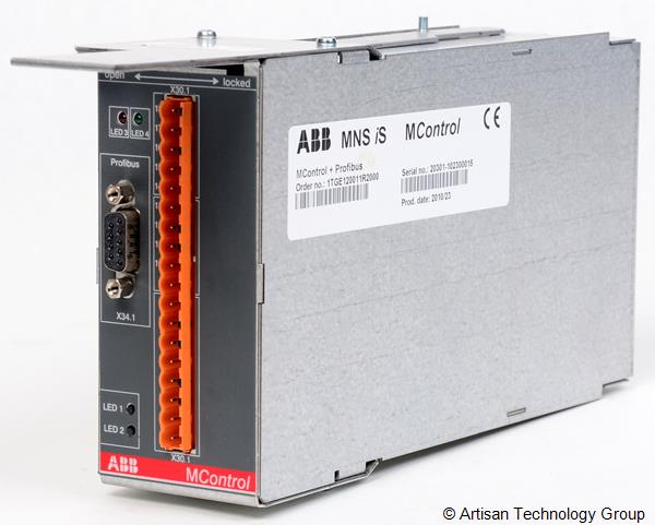 ABB 1TGE120011R2000 Motor and Feeder Control Unit for MNS iS