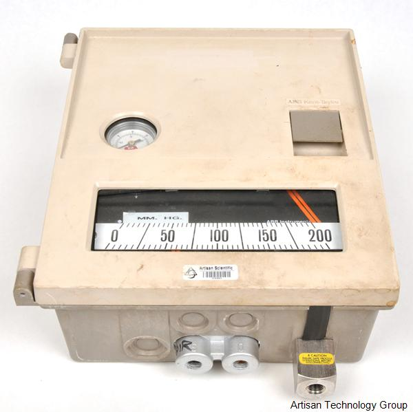 ABB / Kent-Taylor 442R Pneumatic Indicating Controller