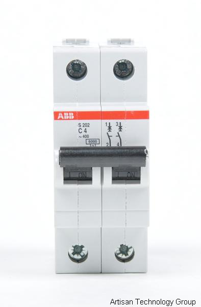 ABB 2CDS 252 001 R0044 Miniature Circuit Breaker