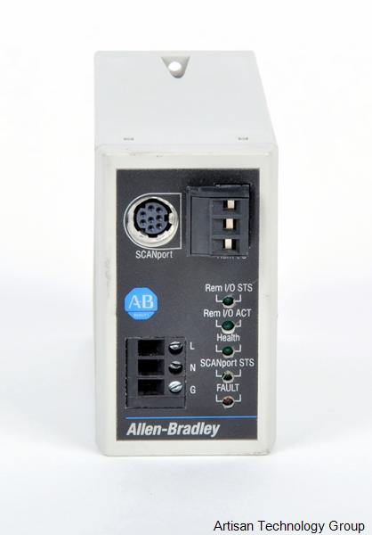 Rockwell / Allen-Bradley 1203-GD1 Remote I/O Communications Module