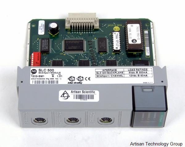Rockwell / Allen-Bradley 1203-SM1 SLC to SCANport Communications Module