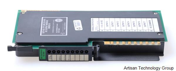 Rockwell / Allen-Bradley 1771-OB Series B 12 to 24V DC Output Module