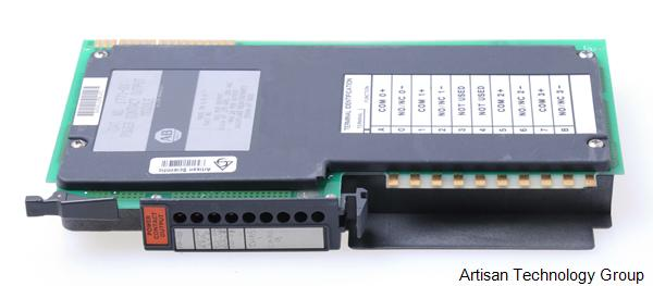 Rockwell / Allen-Bradley 1771-OX Power Contact Output Module