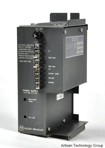 Rockwell / Allen-Bradley 1771-P1 PLC Power Supply Module