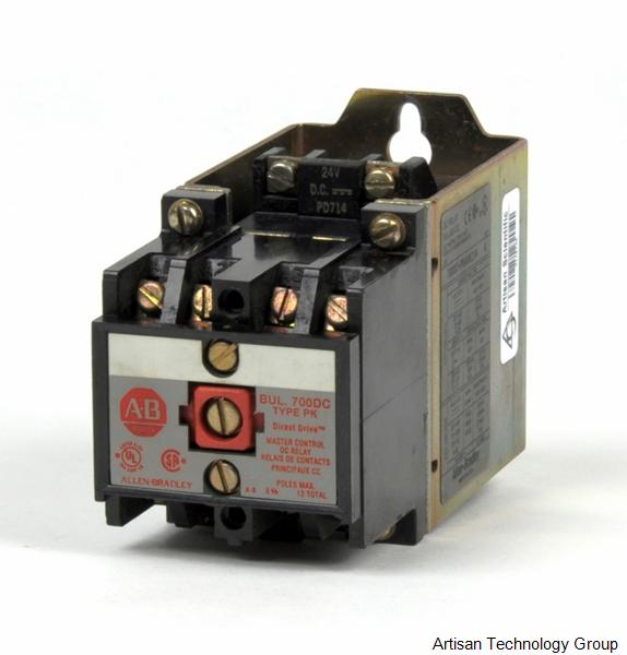 Rockwell / Allen-Bradley Bulletin 700DC-PK400Z24 - In Stock, We Buy