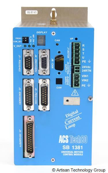 ACS Motion Control / Tech80 SB1381-B-E-R-A Universal Motion Control Module