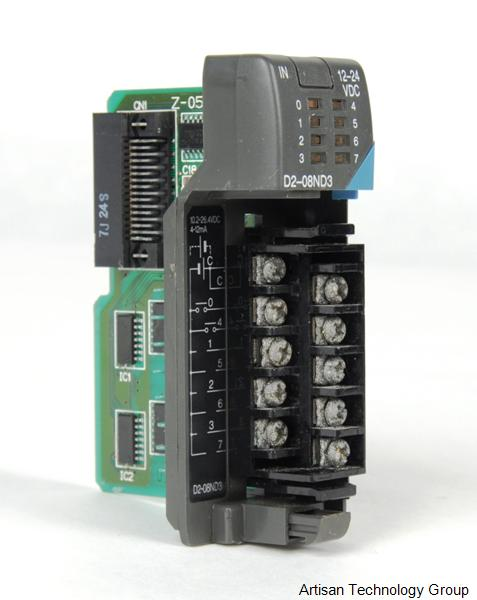Automation Direct / PLCDirect D2-08ND3 Input Module