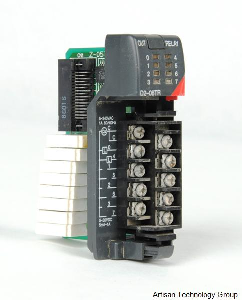 Automation Direct / PLCDirect D2-08TR Relay Output Module