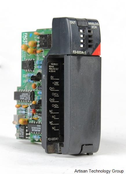 Automation Direct / Facts Engineering F2-02DA-1 Output Module