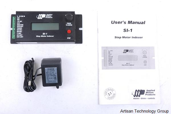 Applied Motion Products Si-1 Step Motor Indexer