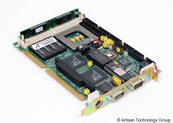 Aaeon SBC-410 Half-Size 486 All-In-One CPU Card