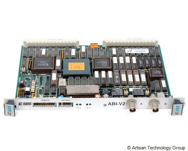 Abaco Systems / SBS ABI-V2 1553 Advance Bus Interface for VME