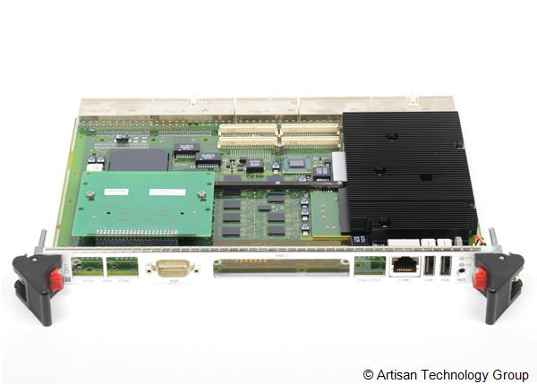 Abaco Systems CR11S3C5KLH6 6U CompactPCI SBC with Dual Core 32-bit Processor -Conformal Coated