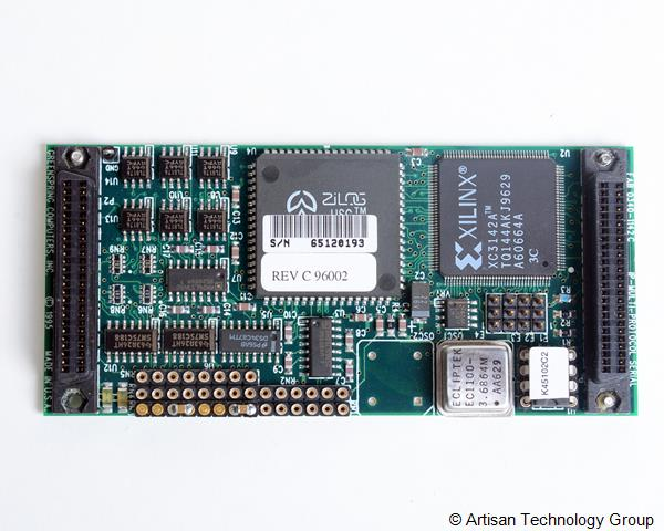Abaco Systems / SBS / Greenspring IP-MP-Serial Dual EIA-232/422/485 High-Speed Multi-Protocol Serial Port IndustryPack Module