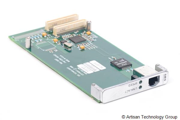Abaco Systems / SBS PMC-100BT-FP Single Fast Ethernet Interface PMC Module