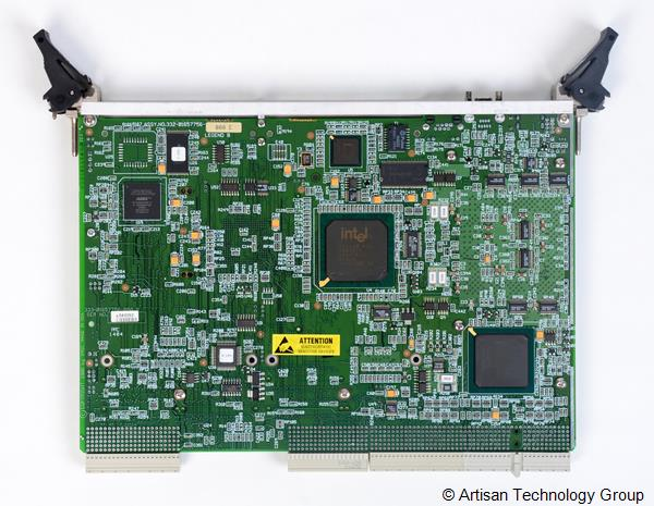 Abaco Systems / VMIC VMICPCI-7756 Intel PIII CompactPCI Controller