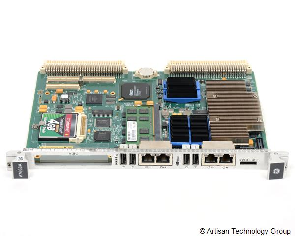 Abaco Systems / VMIC V7668 Series Single Board Computers