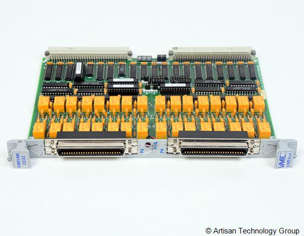 Abaco Systems / VMIC VMIVME-2232-110 32-Channel Relay Output Board with Built-in-Test (BIT)