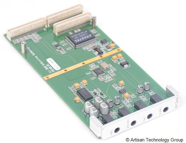 AcQ Inducom / AcQuisition Technology PMC481/R1 PMC Audio Card with Front and Rear I/O
