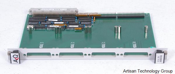 AcQ Inducom / AcQuisition Technology I4000/NP2 M-Module Carrier for VMEbus (6U) without the P2 Connector