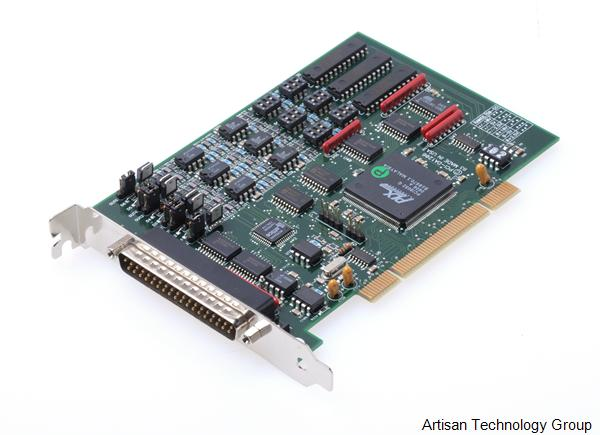 Acces PCI-DA12-6 12-Bit Analog Output Card