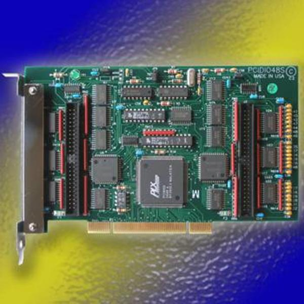 Acces PCI-DIO-24 / PCI-DIO-48 Digital Input/Output Cards