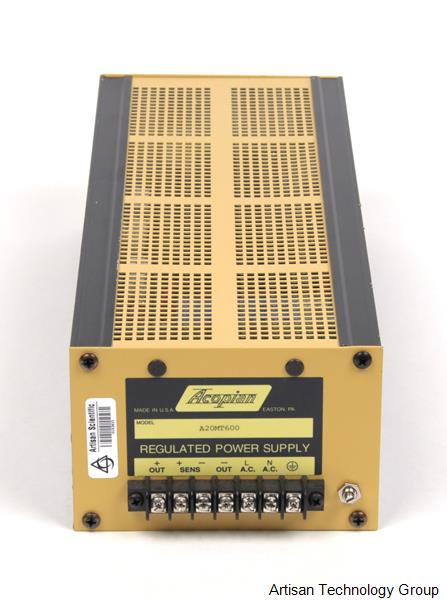 Acopian A20MT600 Power Supply