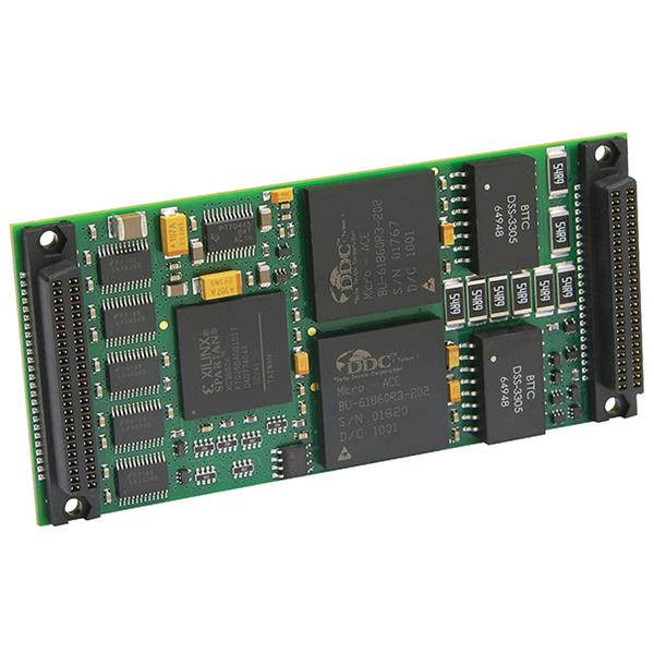 Acromag IP572E MIL-STD-1553 Bus Interface Module