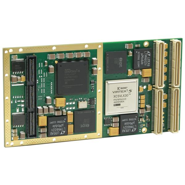 Acromag PMC-SLX150 User-Configurable Spartan-6 FPGA Modules with Plug-In I/O