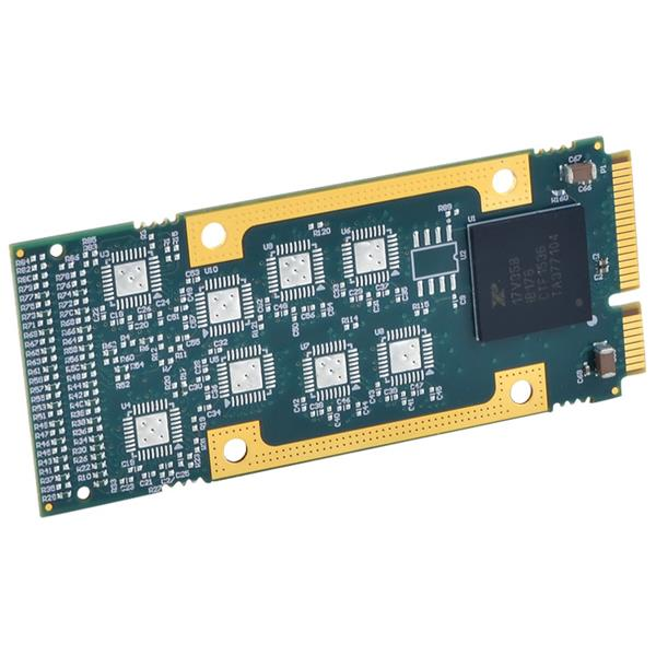 Acromag / Xembedded / Xycom AP522 Octal Serial RS422/485 Communication Module
