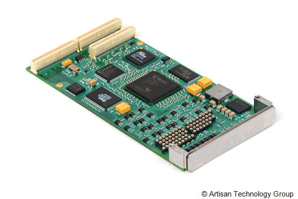 Acromag / Xembedded / Xycom PMC-DX2002R Reconfigurable FPGA with Differential I/O Module