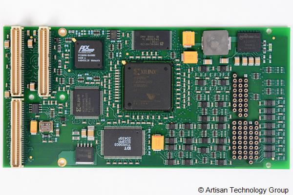 Acromag / Xembedded / Xycom PMC-DX502 / DX2002 Reconfigurable FPGA with Differential I/O Modules