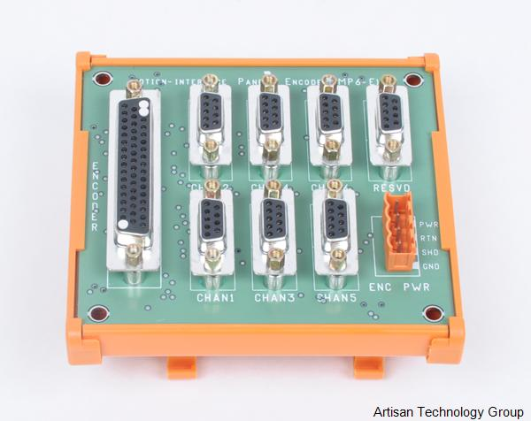 OMRON / Adept Technology MP6-E Motion Interface Panel - Encoder
