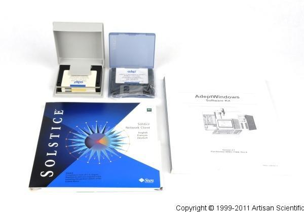OMRON / Adept Technology Software Kit