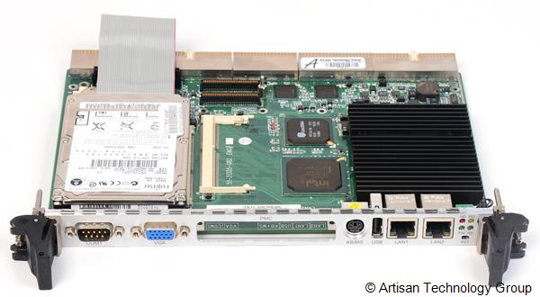 Adlink cPCI-6760D Series Fully Integrated Dual Bridge 6U cPCI Single Slot Low Power Pentium-III System Host CPU Modules