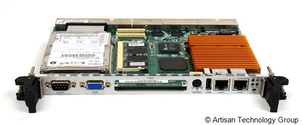 Adlink cPCI-6760D/P8-207 6U cPCI Single Slot Low Power P-III-850 System Host CPU Module