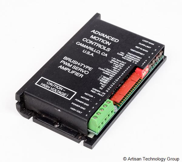 Advanced Motion Controls 12A8 Analog Servo Drive