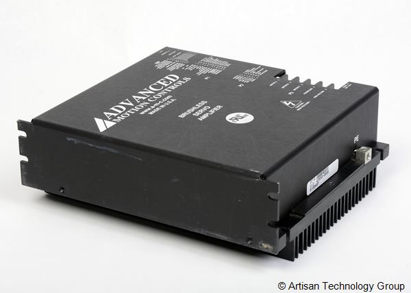 Advanced Motion Controls Brushless PWM Servo Amplifiers